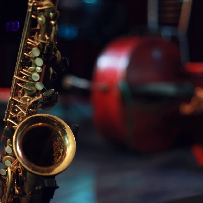 local jazz and swing band